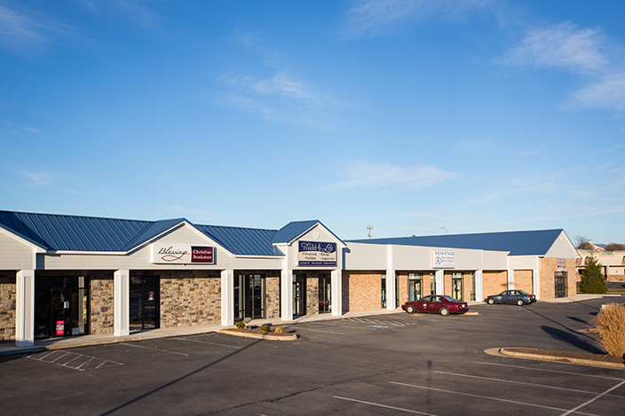 Bluestone Square Evergreen Plaza Commercial Properties